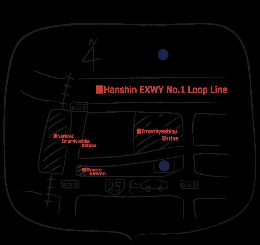 地図 MAP ACCESS アクセス【株式会社デザインブリッジ.JP】